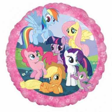 Gefeliciteerd ballon My Little Pony thema