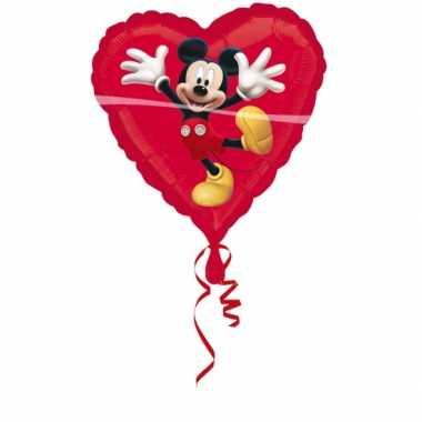 Gefeliciteerd ballonnen Mickey Mouse